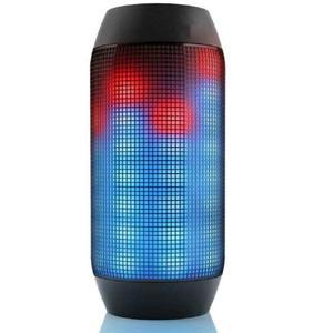 Parlante Bluetooth Inalámbrico Con Luces Rítmicas