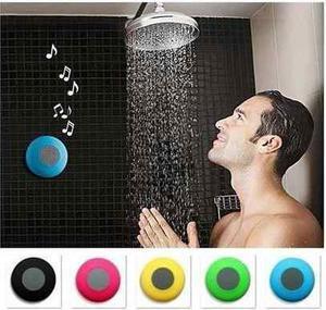 Parlante Ducha Bluetooth Resistente Al Agua!