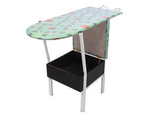 Mesa para planchar oculta posot class for Mesa planchar plegable