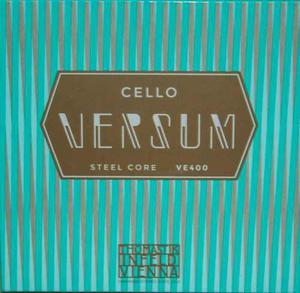 Encordado Para Cello Marca Thomastik Versum