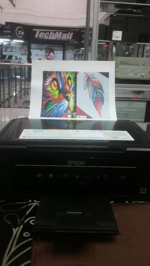 Epson L355 Imprime Escanea Wifi