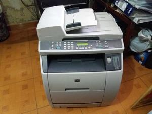Fotocopiadora impresora HP  laser color