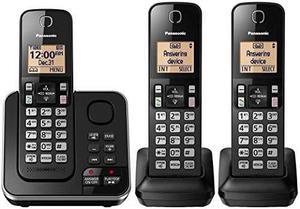 Panasonic Kx-tgc363b / Kx-tg633sk Dect 6.0 Teléfono Fijo De