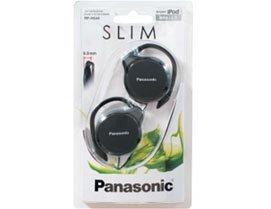 Panasonic Rp-hs46e-k Slim Con Clip De Auriculares (negro)