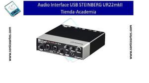 Usb 2.0 Audio Interface Steinberg Ur22mkii