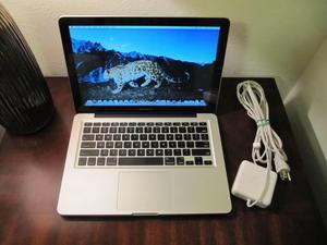 macbook pro core i5 Disco 500gb bien cuidado