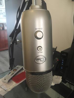 Microfono Blue Yeti