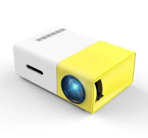 Mini Videobeam Proyector Yg300 Led Usb