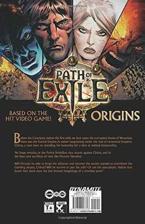 Path Of Exile Volume 1: Origins (path Of Exile Tp)