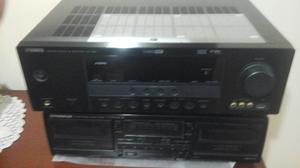 Vendo Amplificador Yamaha RXV461