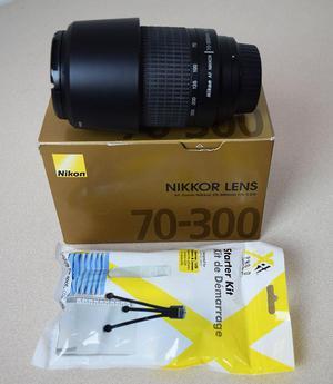 Vendo Lente Nikon mm F/45.6 G