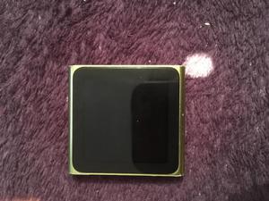 iPod nano 6g 16gbentrego con cable de datos