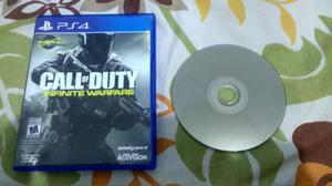 Cambio Call Of Duty Infinity War