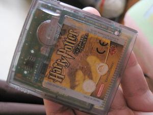 Game Boy Color Harry Potter Y La Cámara De Los Secretos