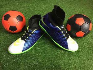 Guayos Nike Grif Futbol 5 Y 11 Edición Limitada