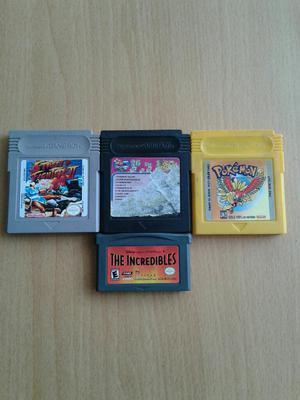 Juegos Gameboy