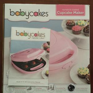 Maquina para hacer cupcakes usada