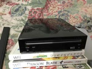 Nintendo Wii con Juegos Originales