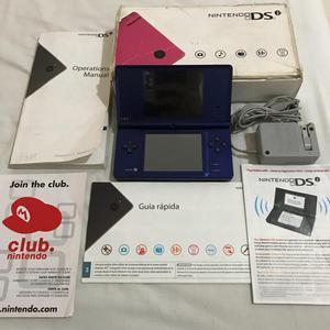 Vendo Nintendo Dsi Azul con Caja