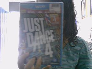 juego just dance para wii u