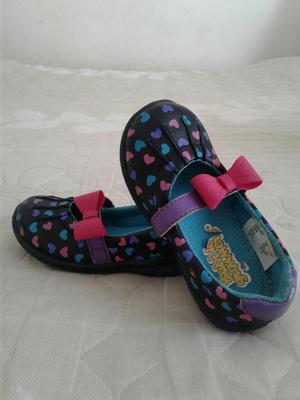 Lote de Zapatos Bubble Gummers Usados