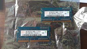 Memoria Ddr3 1gb  Para Portatil