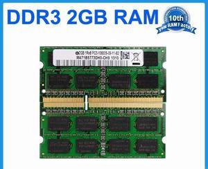 Memoria Ram Ddr3 2gb Para Portatil En Bucaramanga