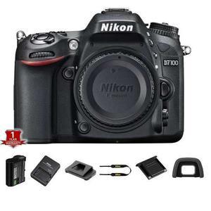 Nueva Nikon D Mp Digital Slr Cámara Cuerpo Con 1