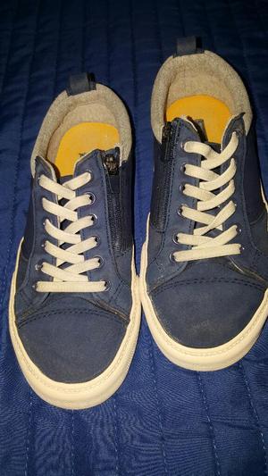 Zapatos Marca Zara Buen Estado Talla 30
