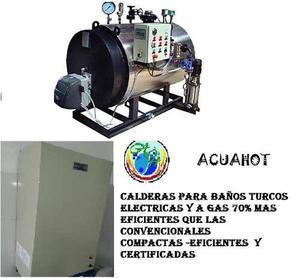 Calderas Turcos A Gas Y Electricas
