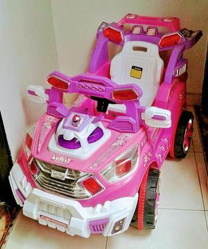 Carro de Bateria Recargable para Ñina