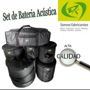 Forro Para Set De Bateria Acustica