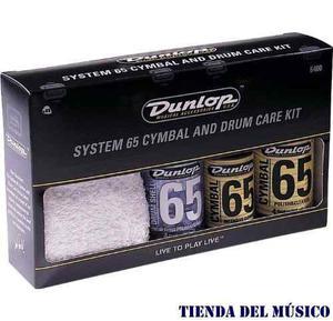 Kit De Mantenimiento Jim Dunlop  Para Bateria