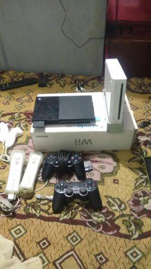 Nintendo Wii Ps2 Full Estado