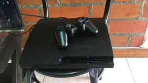 Ps3 Slim con juegos digitales