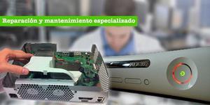 Reparacion Y Mantenimiento Consolas