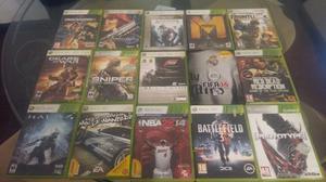 Se Venden Juegos Originales de Xbox 360