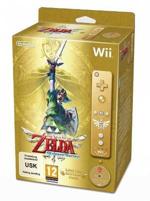 The Legend Of Zelda Skyward Sword Edicion Limitada