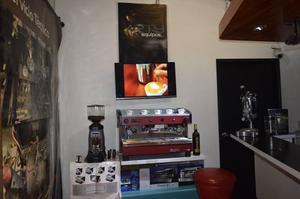 Vendo Máquina Para Café Expreso Y Capuchino Italiana Marca