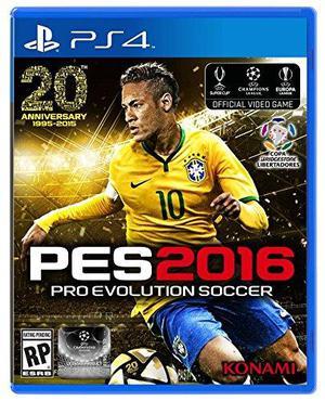 Vendo videojuego de futbol PES  para PS4 NUEVO SELLADO