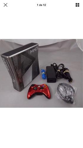 Xbox 360 Edición Call Of Duty+ Control+disco320gb+55 Juegos