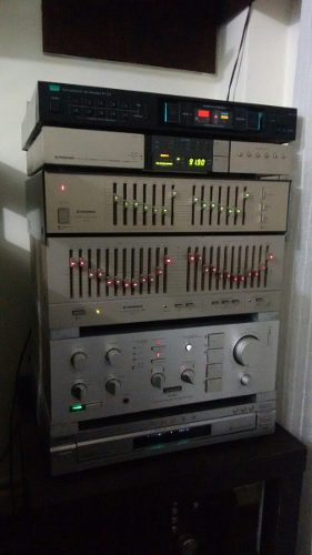 Amplificador Pioneer Fisher Sansui Yamaha Reparación