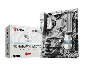 Board Msi H270 Tomahawk Artic 7ma Gen H270 Crossfirex 4xddr4