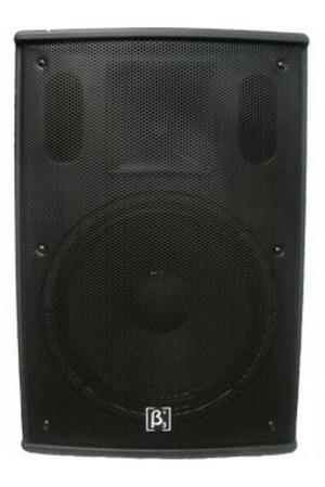 Cabina de Sonido B3 Activa Y Mixer