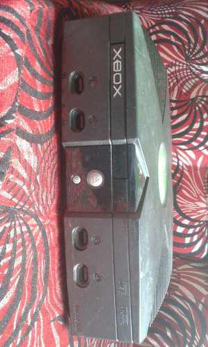 Consola Xbox Clasico
