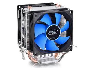 Disipador Cooler Master Intel Amd, Doble Ventilador