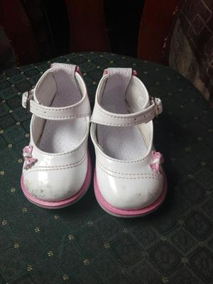 Lote de Zapatos Talla 18 para Niña