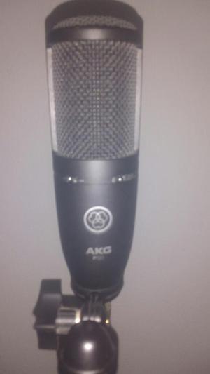 Micrófono a Kg 120