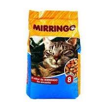 Alimento Para Gatos Mirringo 8 Kg + Arena Fofocat 10 Kg