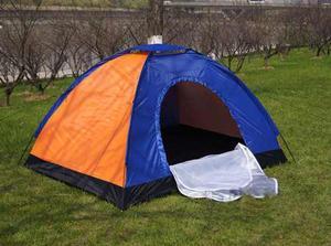 Carpa Camping 4 Personas Con Mosquitero